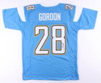 Melvin Gordon Signed Jersey (JSA Hologram) at PristineAuction.com