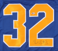 Rob Ray Signed Jersey (Beckett COA) at PristineAuction.com