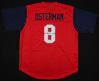 "Cat Osterman Signed Jersey Inscribed ""USA"" (JSA COA) at PristineAuction.com"