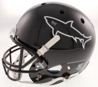 """Jamie Foxx Signed """"Any Given Sunday"""" Miami Sharks Full-Size Helmet (JSA COA) at PristineAuction.com"""