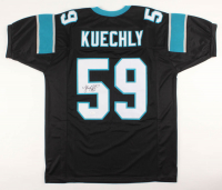Luke Kuechly Signed Jersey (JSA COA) at PristineAuction.com