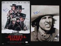 Lot of (2) Bruce Dern Signed Photos with 11x14 Photo & 11x17 Photo (JSA COA) at PristineAuction.com