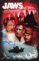 "Richard Dreyfuss Signed ""Jaws"" 11x17 Photo (Dreyfuss Hologram) at PristineAuction.com"