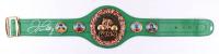 Floyd Mayweather Jr. Signed World Boxing Council World Champion Belt (JSA COA) at PristineAuction.com