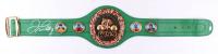 Floyd Mayweather Jr. Signed World Boxing Council World Champion Belt (JSA COA) at PristineAuction.com