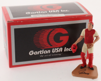 """Johnny Bench LE Reds """"Poised for Fame"""" Gartlan Figurine at PristineAuction.com"""