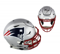 N'Keal Harry Signed New England Patriots Full-Size Authentic On-Field SpeedFlex Helmet (Radtke COA) at PristineAuction.com