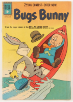 """Vintage 1961 """"Bugs Bunny"""" Issue #80 Dell Comic Book at PristineAuction.com"""