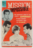 """Vintage 1969 """"Mission: Impossible"""" Issue #5 Dell Comic Book at PristineAuction.com"""