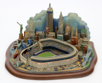 "Danbury Mint - ""Opening Day Yankee Stadium"" Figureine at PristineAuction.com"