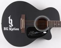 "Brantley Gilbert Signed ""BG Nation"" 38"" Acoustic Guitar (JSA COA) at PristineAuction.com"