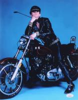 Rob Halford Signed Judas Priest 11x14 Photo (JSA COA) at PristineAuction.com