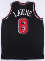 Zach LaVine Signed Jersey (Beckett COA) at PristineAuction.com