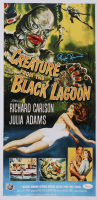 "Ricou Browning Signed ""Creature from the Black Lagoon"" 10x20 Photo (JSA COA) at PristineAuction.com"