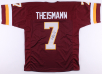 "Joe Theismann Signed Jersey Inscribed ""83 NFL MVP"" (JSA COA) at PristineAuction.com"