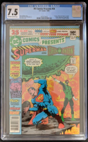 "1980 ""DC Comics Presents"" Superman & Green Lantern #26 Comic Book (CGC 9.2) at PristineAuction.com"