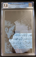 "2018 ""The Waking Dead"" #27 15th Anniversary Blind Bag Exclusive Declan Shalvey Variant Cover Comic Book (CGC 7.5) at PristineAuction.com"