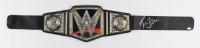 Rick Flair Signed WWE Championship Belt (Schwartz COA) at PristineAuction.com