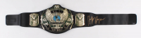 Hulk Hogan Signed WWE World Heavyweight Championship Belt (Schwartz COA) at PristineAuction.com
