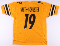 JuJu Smith-Schuster Signed Jersey (TSE COA) at PristineAuction.com
