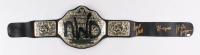 "Hulk Hogan, Kevin Nash & Scott Hall Signed WWE ""NWO"" World Heavyweight Championship Belt (Schwartz COA) at PristineAuction.com"