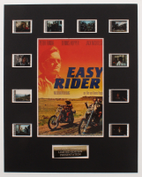 """Easy Rider"" LE 8x10 Custom Matted Original Film / Movie Cell Display at PristineAuction.com"