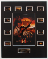 """The Mummy"" LE 8x10 Custom Matted Original Film / Movie Cell Display at PristineAuction.com"