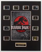 """Jurassic Park III"" LE 8x10 Custom Matted Original Film / Movie Cell Display at PristineAuction.com"