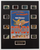 """Dumbo"" LE 8x10 Custom Matted Original Film / Movie Cell Display at PristineAuction.com"