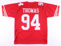 Solomon Thomas Signed Jersey (Beckett Hologram) at PristineAuction.com