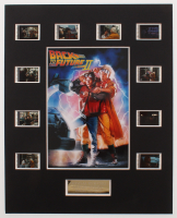 """Back to the Future Part II"" LE 8x10 Custom Matted Original Film / Movie Cell Display at PristineAuction.com"