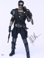 "Jeffrey Dean Morgan Signed ""Watchmen"" 11x14 Photo (Beckett Hologram) at PristineAuction.com"