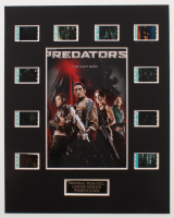 """Predators"" LE 8x10 Custom Matted Original Film / Movie Cell Display at PristineAuction.com"