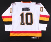 """Pavel Bure Signed Vancouver Canucks Jersey Inscribed """"HOF 12"""" (JSA Hologram) at PristineAuction.com"""