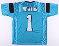 Cam Newton Signed Jersey (JSA COA) at PristineAuction.com