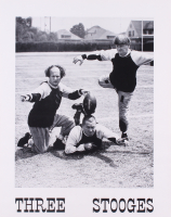 "The Three Stooges ""Three Little Pigskins"" 16x20 Poster at PristineAuction.com"