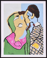 Francis Picabia LE 17x21 Lithograph Print on Wove Paper (PA LOA) at PristineAuction.com
