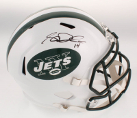Sam Darnold Signed New York Jets Speed Full-Size Speed Helmet (Beckett COA) at PristineAuction.com
