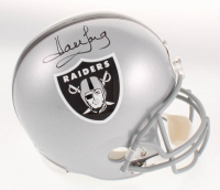 Howie Long Signed Raiders Full-Size Helmet (JSA COA) at PristineAuction.com