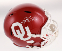 Kyler Murray Signed Oklahoma Sooners Full-Size Speed Helmet (Beckett COA) at PristineAuction.com