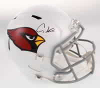 Christian Kirk Signed Arizona Cardinals Full-Size Speed Helmet (JSA COA) at PristineAuction.com