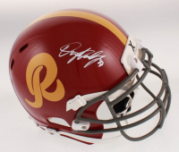 Dwayne Haskins Signed Washington Redskins Full-Size Authentic On-Field Helmet (JSA COA) at PristineAuction.com
