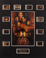 """The Mummy Returns"" LE 8x10 Custom Matted Original Film / Movie Cell Display at PristineAuction.com"