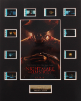 """""""Nightmare on Elm Street"""" LE 8x10 Custom Matted Original Film / Movie Cell Display at PristineAuction.com"""