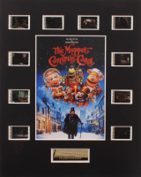 """""""The Muppet Christmas Carol"""" LE 8x10 Custom Matted Original Film / Movie Cell Display at PristineAuction.com"""