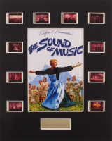 """The Sound of Music"" LE 8x10 Custom Matted Original Film / Movie Cell Display at PristineAuction.com"