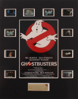 """Ghostbusters"" LE 8x10 Custom Matted Original Film / Movie Cell Display at PristineAuction.com"