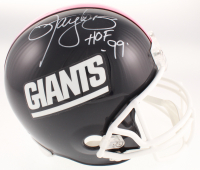 """Lawrence Taylor Signed New York Giants Throwback Full-Size Helmet Inscribed """"HOF 99"""" (Beckett COA) at PristineAuction.com"""
