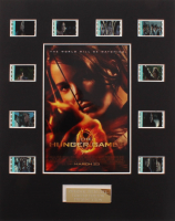 """The Hunger Games"" LE 8x10 Custom Matted Original Film / Movie Cell Display at PristineAuction.com"