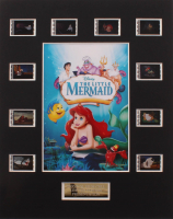 """The Little Mermaid"" LE 8x10 Custom Matted Original Film / Movie Cell Display at PristineAuction.com"
